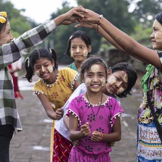 Collecte de dons en faveur des enfants victimes de la pollution de l'air au Myanmar