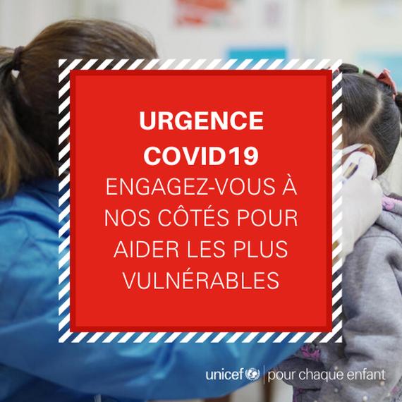 URGENCE COVID 19 - Ile de France