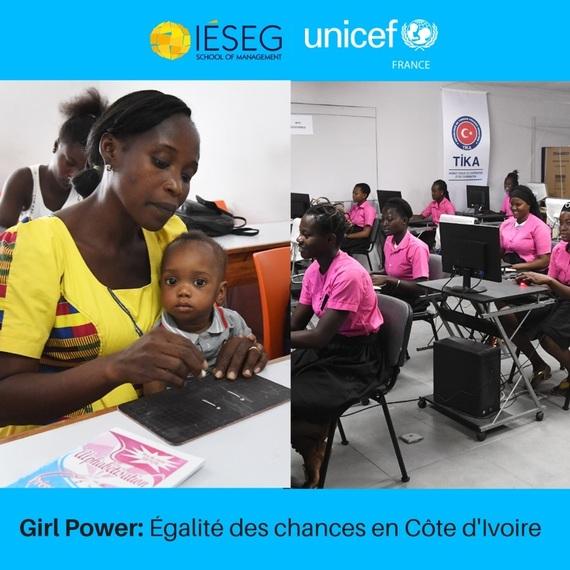 Girl Power : égalité des chances en Côte d'Ivoire