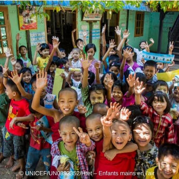 Un nouveau départ pour le Myanmar