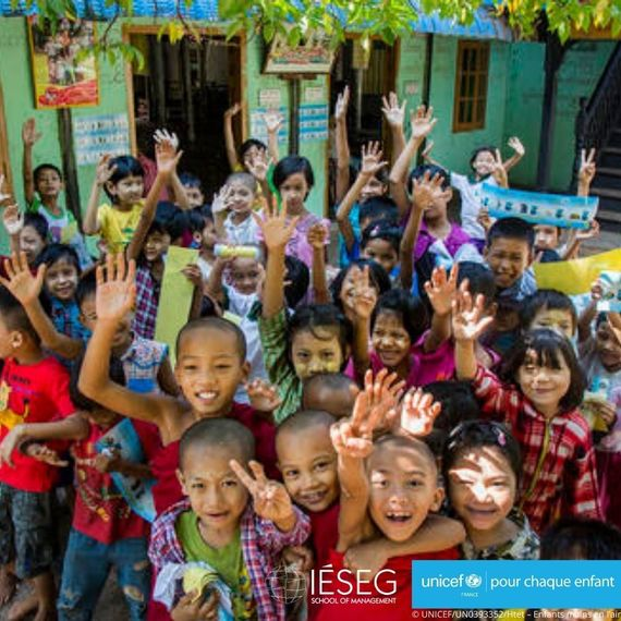 Luttons contre la pollution au Myanmar !