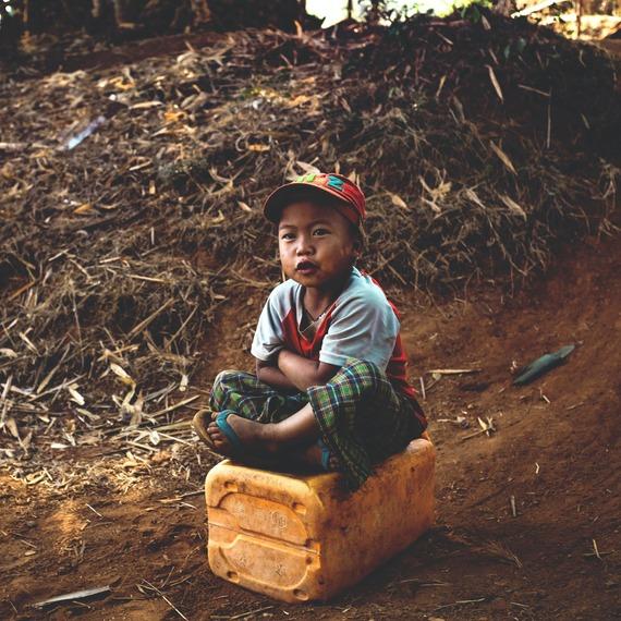 Les O'Secours mobilisés pour les enfants au Myanmar !