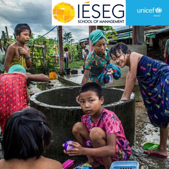Ensemble, luttons contre la pollution au Myanmar