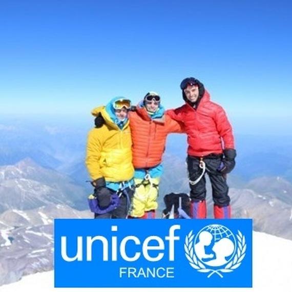 Au Sommet pour UNICEF