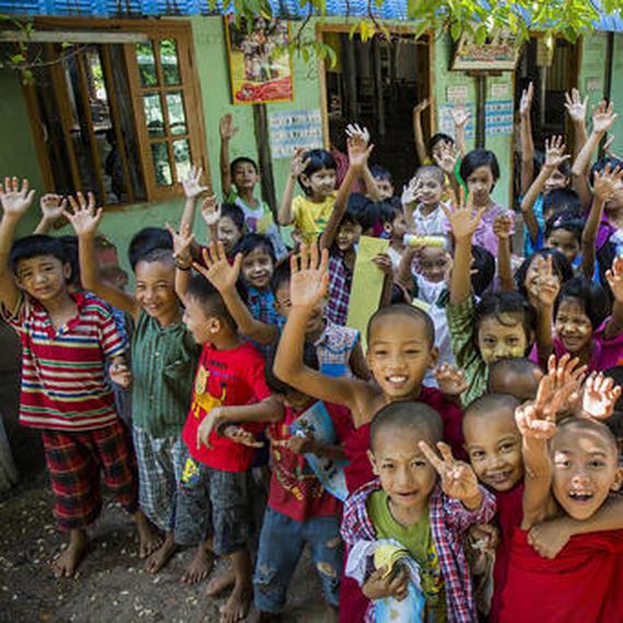 Donnons à chaque enfant la chance d'avoir un accès à l'air pur !