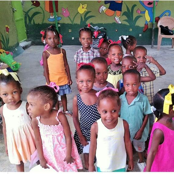 L'Eau: la VIE pour Haïti