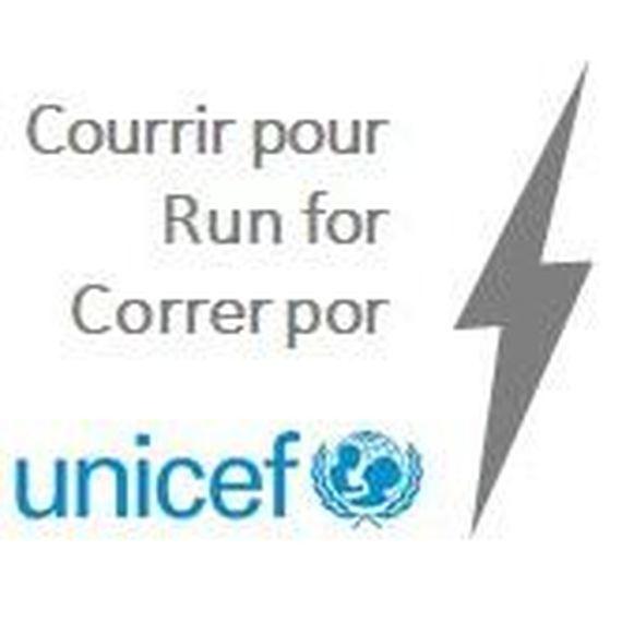 Courrir pour UNICEF