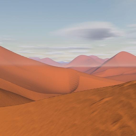Trek au Sahara
