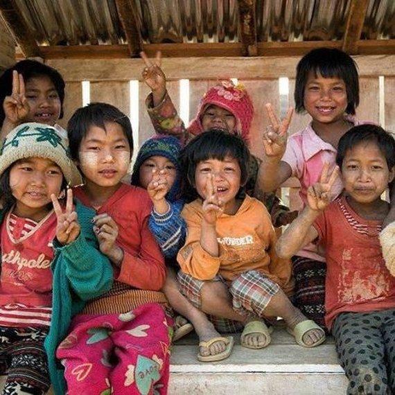 Chaque enfant mérite une vie heureuse, on a besoin de vous