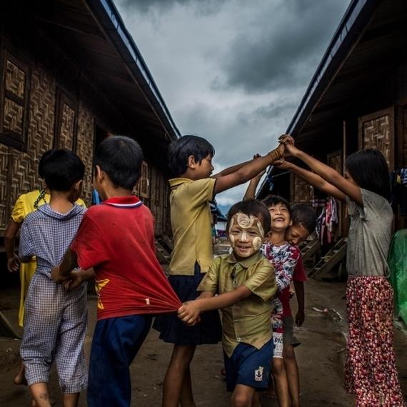 Luttons ensemble contre la pollution de l'air au Myanmar