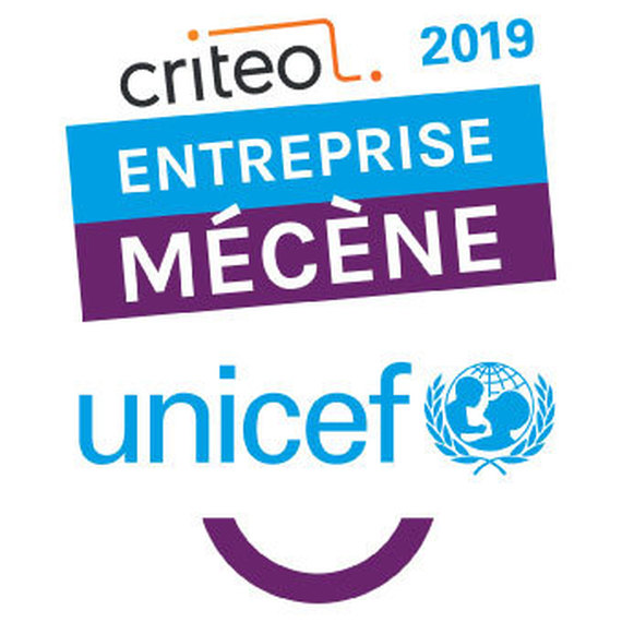 CRITEO running for Unicef