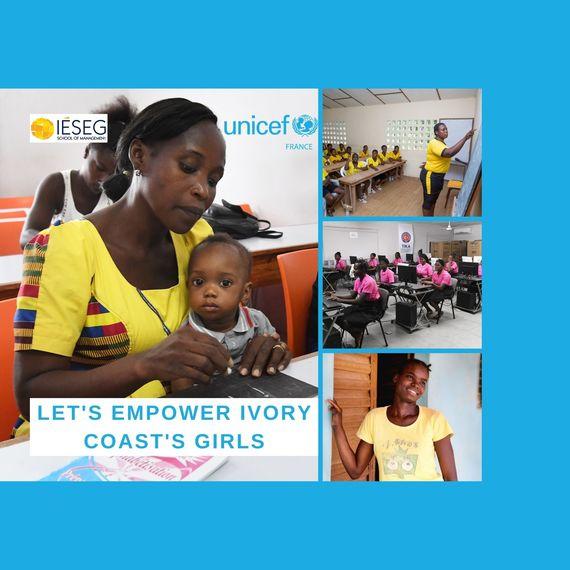 Let's Empower Ivory Coast's Girls