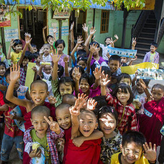 collecte de dons: projet humanitaire de lutte contre la pollution au Myanmar