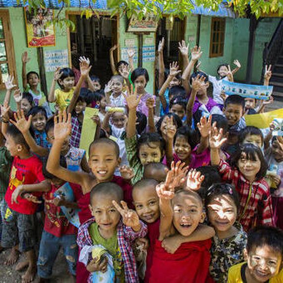 Luttons ensemble contre la pollution au Myanmar