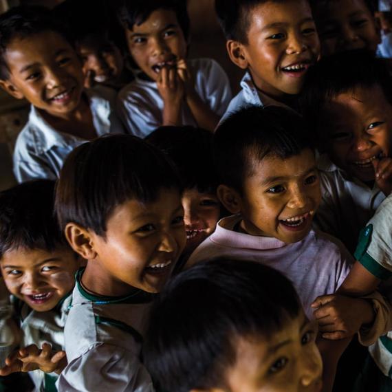 Aidez les enfants du Myanmar en faisant un don à l'UNICEF