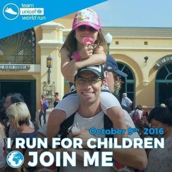 Support UNICEF Moselle during my Metz Marathon 08.10