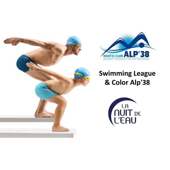 Swimming League et Color Alp'38