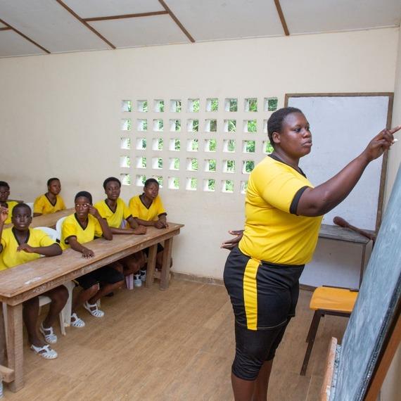 Girl Power en Côte d'Ivoire