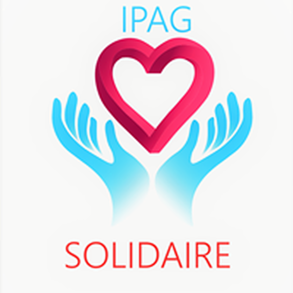 Collecte pour IPAG Solidaire 1
