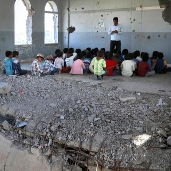 Aide aux enfants du Yémen