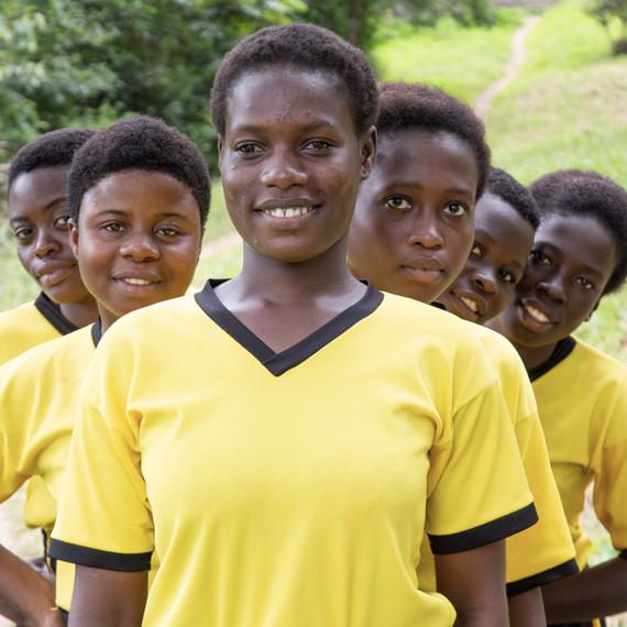Mobilisez-vous pour l'égalité des chances pour les jeunes filles en Côte d'Ivoire
