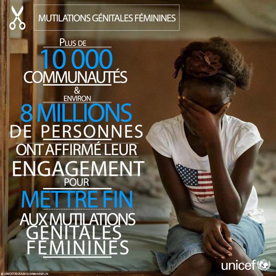 Lutter contre l'excision et les mutilations génitales féminines, par les JA de Sévigné