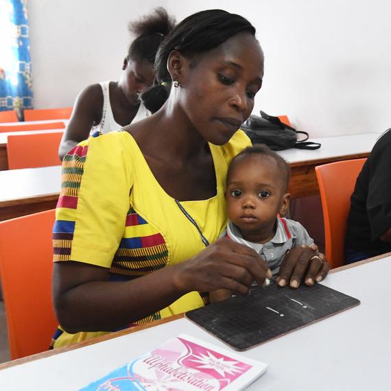"""""""Girl Power"""" en Côte d'Ivoire"""