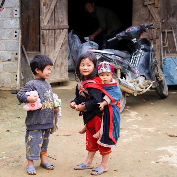 42,195 kms pour soutenir les enfants du monde entier !