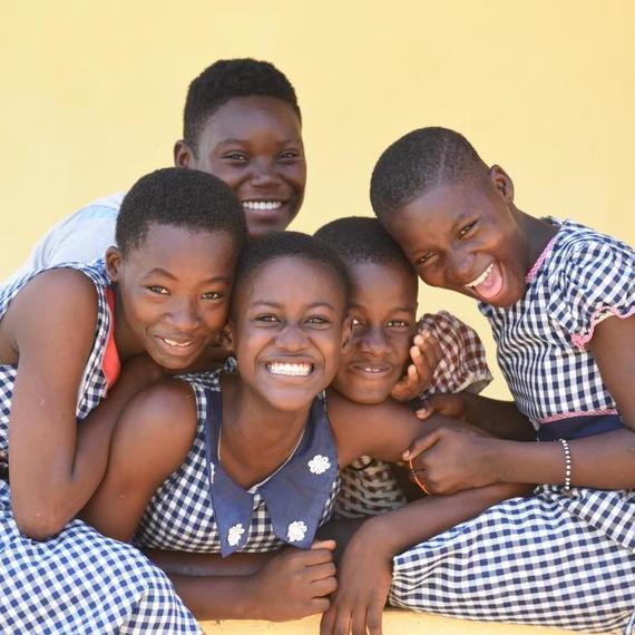 """Projet Solidaire - """"Girl Power"""" en Côte d'Ivoire"""