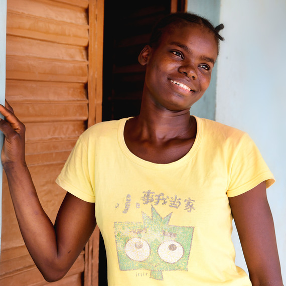 Pour l'éducation des jeunes filles de Côte d'Ivoire