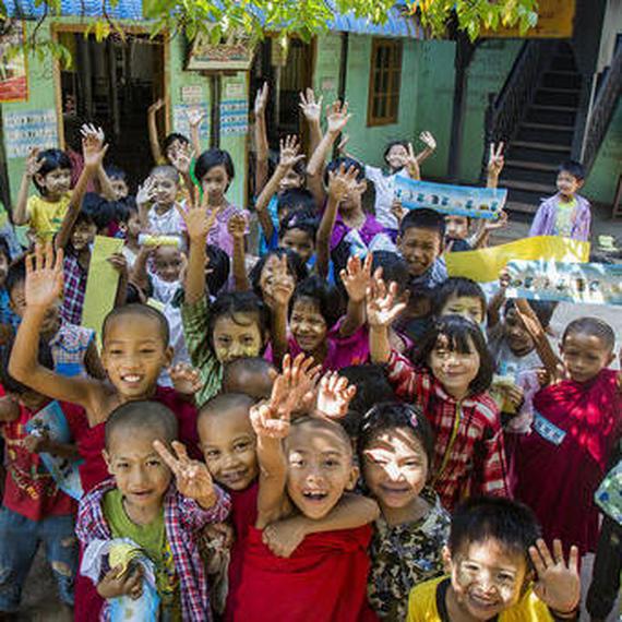 Unissons-nous dans la lutte contre la pollution au Myanmar !