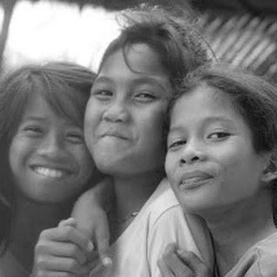 Aider les enfants d'Asie