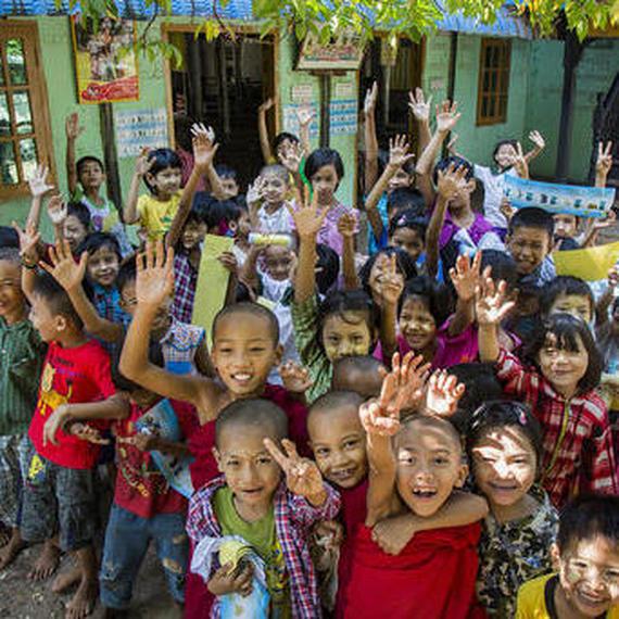 Les étudiants de l'IESEG s'engagent auprès de l'UNICEF