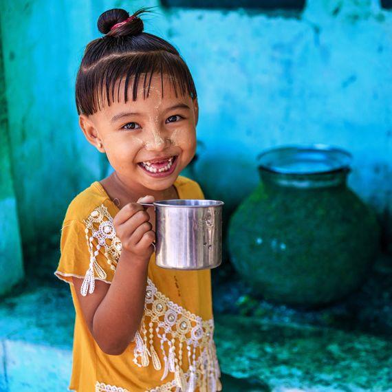 Tous ensemble, réduisons la pollution de l'air au Myanmar !
