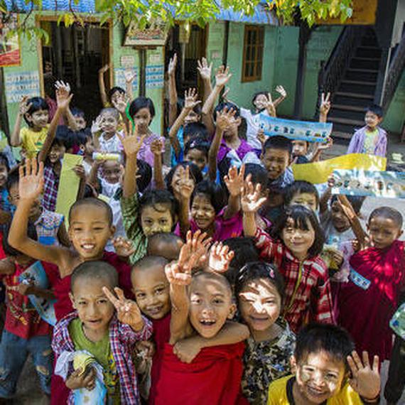 Sauvons les enfants au Myanmar : stop à la pollution de l'air !