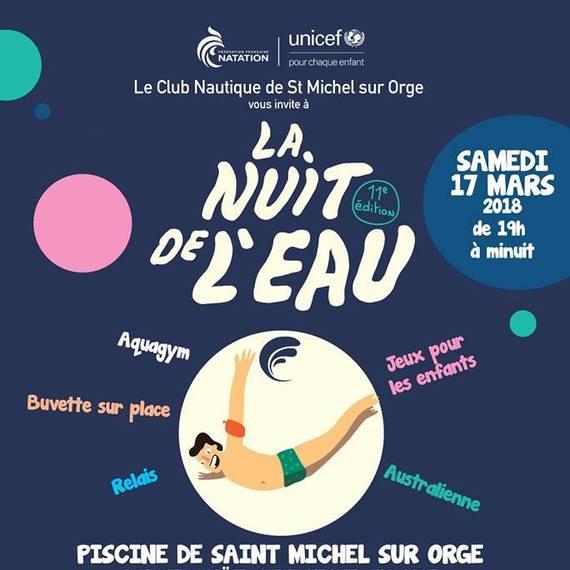 NUIT DE L'EAU ST MICHEL SUR ORGE