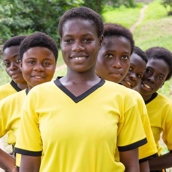 """""""Girl Power"""" Battons-nous ensemble pour l'avenir des jeunes filles ivoiriennes"""