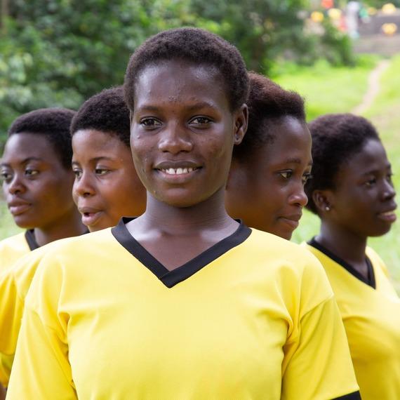 """Soutenez """"girl power"""" pour l'égalité des femmes en Côte d'Ivoire."""