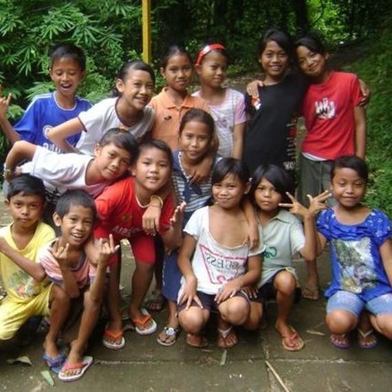 Soutiens aux enfants de Bali