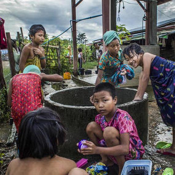 TOUS SOLIDAIRES POUR LE MYANMAR