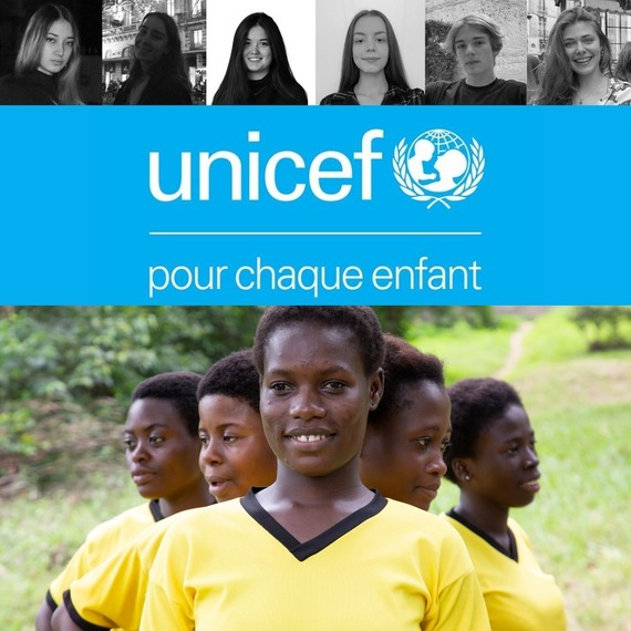 "Projet ""Girl Power"" Unicef"