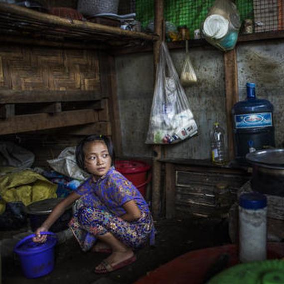 Offrez un second souffle aux enfants du Myanmar