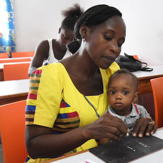 Girl Power en Côte d'Ivoire !