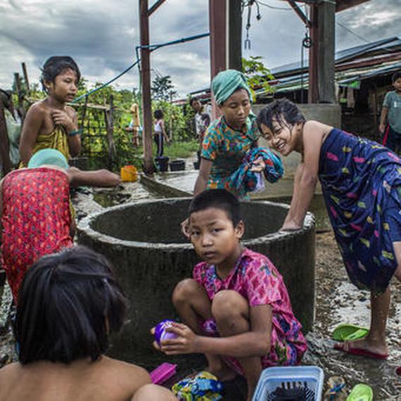 A notre tour de faire rêver : Ensemble, luttons contre la pollution à Myanmar