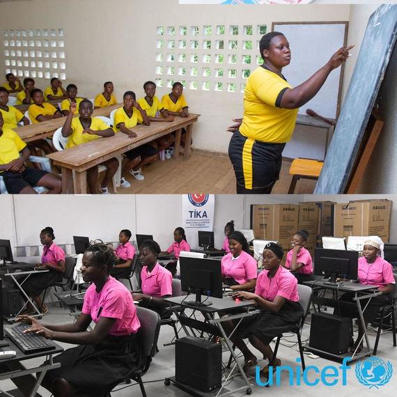 Ensemble pour l'égalité des femmes en Côte d'Ivoire