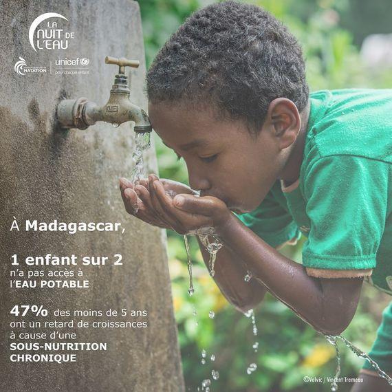 Accès à l'eau potable pour les enfants de Madagascar