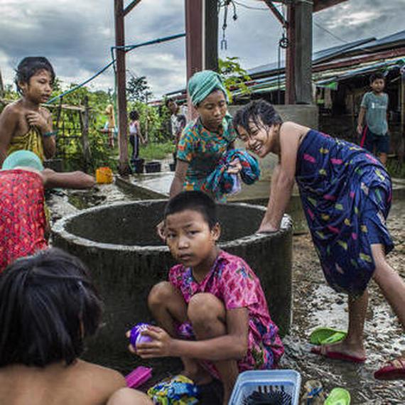 Mobilisons nous contre la pollution au Myanmar !