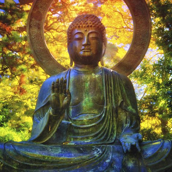 Du Zen dans nos vies grâces aux statues.