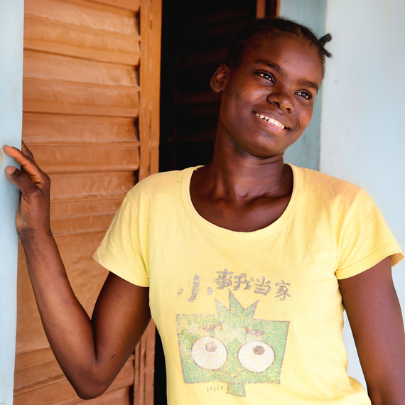 Assurer l'égalité des chances pour les jeunes filles en Côte d'Ivoire