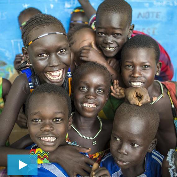 Marathon pour l'Unicef